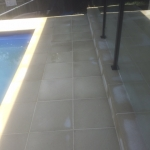 Coolum Beach pool cleaning - after