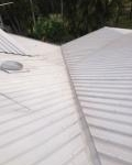 Buderim tin roof cleaning - after