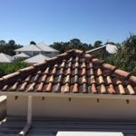 Twin Waters Terracotta roof tiles - before