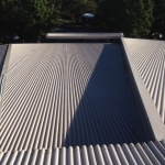 Immanuel Lutheran Church Roof Cleaning - after