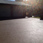 Cleaning Woombye drive clean- after