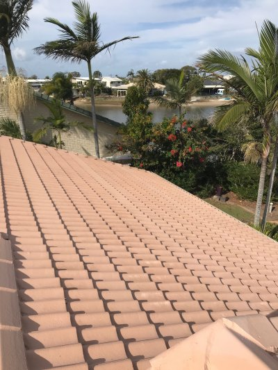 Tile Roof After-Mooloolaba
