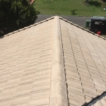 Mountain Creek rooftop cleaning - after
