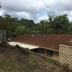 Tile roof - Buderim-before