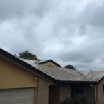 Colorbond roof - Bli Bli-Before