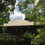 Maleny roof cleaning - after