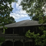 Maleny roof cleaning - before