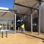 Shopping Centre Pressure Cleaning