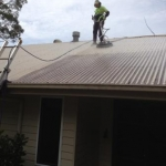 Roof clean Doonan