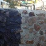 Mudjimba Rock Wall Cleaning