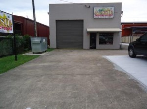 Commercial Clean Aussie Glass Kunda Park:before